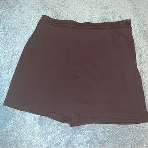 Black skirt/ short